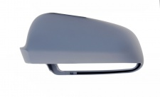 Spiegelkappe grundiert links für Audi A3 8P 03-08