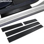 Einstiegsleisten Schutz schwarz Exclusive für VW Passat 3C B7 10-14