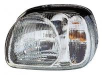 Scheinwerfer links für Nissan Micra 98-00