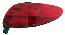 Rückleuchte / Heckleuchte rechts TYC für Peugeot 206 98-03