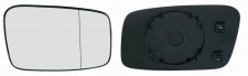Spiegelglas beheizbar links für Volvo S70 96-00