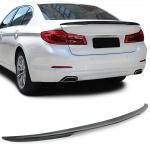 Echt Carbon Heckspoiler Sport Ausführung für BMW 5er G30 Limousine ab 16