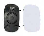 Spiegelglas beheizbar rechts=links für FIAT Doblo 01-10
