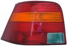 Rückleuchte / Heckleuchte links TYC für VW Golf IV 97-06