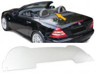 WINDSCHUTZ WINDSCHOTT ACRYLGLAS KLAR FÜR Mercedes SLK R170 96-04
