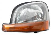 H4 SCHEINWERFER LINKS FÜR Renault Kangoo 98-03