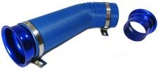 Cold Air Performance Kit für Sport Luftfilter blau
