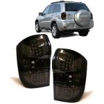 LED Rückleuchten schwarz für Toyota RAV 4 00-06