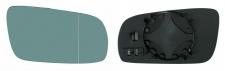 Spiegelglas beheizbar links für VW Passat 3BG 00-03