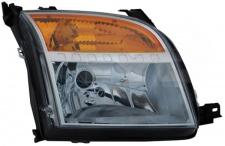 H4 Scheinwerfer rechts für Ford Fusion 05-12