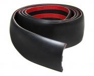 Tür Seiten Schutz Leisten Streifen zum kleben universal 1, 5mx5cm schwarz