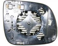 Aussen Spiegelglas LINKS FÜR AUDI Q7 4L ab 09