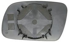 Spiegelglas rechts für Peugeot 307 00-07