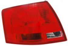 Rückleuchte / Heckleuchte links TYC für Audi A4 Avant 8E 04-08