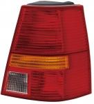 Rückleuchte / Heckleuchte rechts TYC für VW Golf IV Kombi 97-06