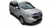 HAUBENBRA STEINSCHLAGSCHUTZ MOTORHAUBE FÜR Dacia Lodgy ab 12