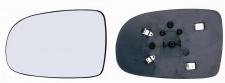 Spiegelglas beheizbar links für Opel Corsa C 00-06