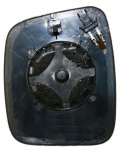 Spiegelglas beheizbar rechts für FIAT Fiorino 07-