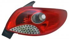 Rückleuchte Rechts für Peugeot 206+ 09-