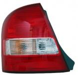 RÜCKLEUCHTE / HECKLEUCHTE LINKS TYC FÜR MAZDA 323 Limousine BJ 01-04