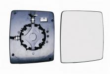 Spiegelglas beheizbar rechts für OPEL Combo 01-