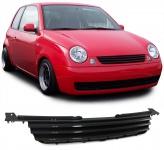 Sportgrill Kühlergrill ohne Emblem schwarz für VW Lupo 98-05