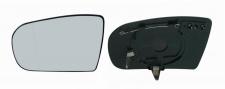 Spiegelglas beheizbar links für Mercedes E Klasse W210 S210 99-02