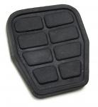 Pedal Pedalbelag Gummi Auflage für Kupplung Bremse für VW Golf 2 Polo Passat T4