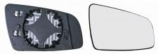 Spiegelglas beheizbar rechts für Opel Zafira B 05-09