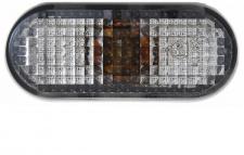 Seitenblinker schwarz smoke re=li TYC für VW Sharan 7M 95-00