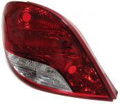 FACELIFT LED RÜCKLEUCHTE LINKS FÜR Peugeot 207 3+5 TÜRER 09-12