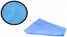 KFZ Auto Reinigungstuch Poliertuch blau