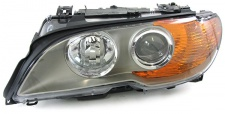 XENON D2S H7 SCHEINWERFER TITAN BLINKER GELB LINKS FÜR BMW 3ER E46 Coupe Cabrio