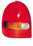 Rückleuchte / Heckleuchte links TYC für Opel Corsa B 93-00