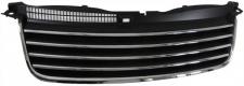 Sport Grill Kühlergrill ohne Emblem chrom Leisten für VW Passat 3BG 00-05