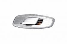 Spiegelkappe links für Peugeot 3008 09-