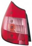 Rückleuchte / Heckleuchte links TYC für Renault Scenic II 03-06