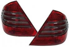 LED Rückleuchten rot schwarz für Mercedes E Klasse W211 Limousine 02-06
