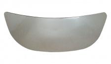 Spiegelglas rechts für OPEL Vivaro 01-