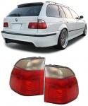 RÜCKLEUCHTEN ROT WEISS FÜR BMW 5ER E39 Touring 95-00