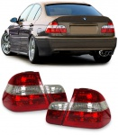 RÜCKLEUCHTEN FACELIFT OPTIK FÜR BMW 3ER E46 Limousine 98-01