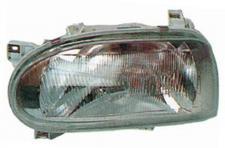 Scheinwerfer Links für VW Golf III Cabriolet 93-98