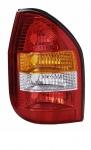 Rückleuchte / Heckleuchte links TYC für Opel Zafira A 99-02