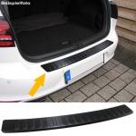 Ladekantenschutz Stoßstangenschutz Edelstahl Carbon für Mini 2 R56 2006-2014