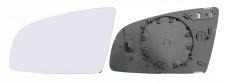 Spiegelglas beheizbar links für Audi A4 8E 00-04