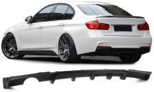 HECK DIFFUSOR EINSATZ PERFORMANCE LOOK FÜR BMW 3ER F30 ab 11