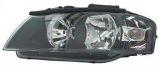 H7 / H7 Scheinwerfer links TYC für Audi A3 8P 03-08