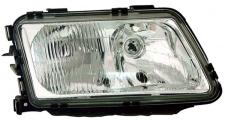 H1 / H7 Scheinwerfer rechts TYC für Audi A3 8L 96-00