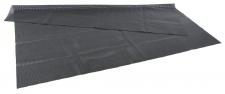 Kofferraum Matte flexibel Anti Rutsch Größe L 120x100cm schwarz