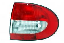 Rückleuchte / Heckleuchte rechts TYC für Renault Megane I Limousine 99-03